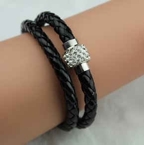 Double Love Charming Bracelet