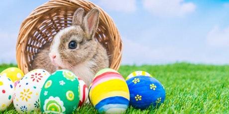 Easter Egg-citment at Dino Gavanni